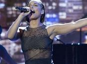 "Performance Alicia Keys chante ""Brand Gala Royal Variety"