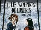 étranges soeurs Wilcox tome vampires Londres Fabrice Colin