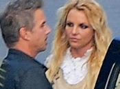 Photos Britney arrive plateau Factor 06/12/2012