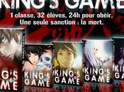 manga King's Game licencié France