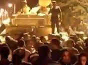 Egypte militants anti-Morsi devant palais présidentiel