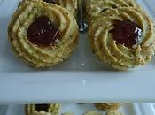 Biscuits confiture-amandes blog Délices d'Orient