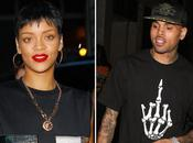 Rihanna pourrait-être enceinte Chris Brown