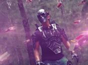 Hunger Game combats mort avec armes vidéo