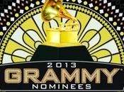 Grammy Awards, nominés pour meilleur album reggae 2012