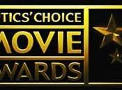 Critics Choice Awards 2013 nominés