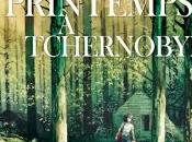 Album Printemps Tchernobyl d'Emmanuel Lepage