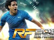 Real Football 2013 iPhone, fait première MAJ...