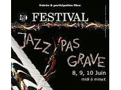 Musique libre service festival Jazz Grave