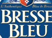 Poires Bresse Bleu crumble noisettes