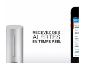Netatmo, station météo high tech pour iPhone ,iPad Android