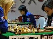 Makita Women Chess Match France battue rapide