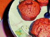 Petits muffins chocolat vintage
