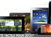 [Réflexion] tablette tactile pour 2013