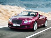 Bentley Continental Speed Convertible