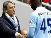 City Mancini recadre encore Balotelli