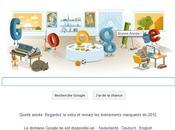 Doodle: Google vous souhaite bonne année