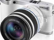 2013 Appareil photo numérique Samsung NX300 avec capteur 20,3