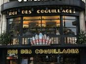 restaurant coquillages Paris Charlot