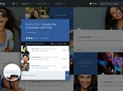 nouveau design pour facebook