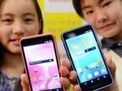 smartphone pour jeunes japonais envié l'iPhone...