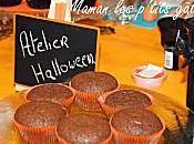 Atelier cupcakes halloween toulouse