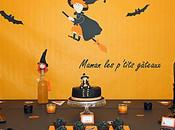 gouter d'halloween......qui fait peur!!!!!!