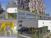 architecture giraffe childcare center