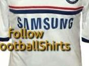 maillot Away Chelsea 2013-2014