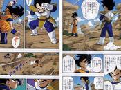 manga Dragon Ball édition couleur Japon