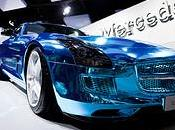 Mercedes Electric Drive