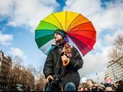Manifestation Mariage pour tous. Paris
