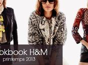 Lookbook H&M; Printemps 2013