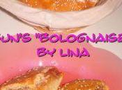 """Bun's """"Bolognaise"""" (avec pâte 10min)"""