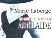 goût bonheur Adélaïde