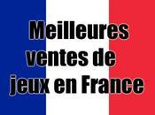 Meilleures ventes jeux France Semaine