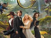 Monde Fantastique d'Oz Découvrez l'affiche film