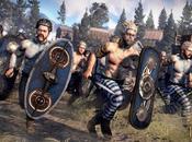 Total War: Rome nouvelle faction dévoilée Icènes