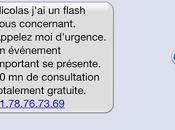 SMS, arnaque voyance