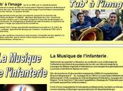 Musique l'infanterie festival musique Saint-Valentin février Rémy (71)