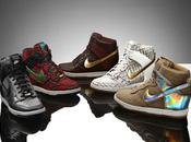 Nike Dunk High City Pack