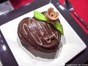 Coeur Moelleux {Chocolat Griottes}