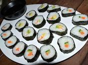Atelier sushi maki compagnie....