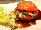 Hamburger tomate