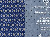 Bérangère Claire Centre Commercial Collab cocktail jeudi février