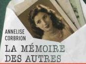mémoire autres Annelise Corbrion