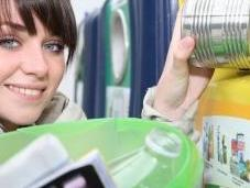 Suisses recyclent sont plus heureux
