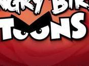 Angry Birds Toons déferlante Rovio