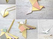 Origami, amour