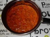 sauce tomate lardons Trop avec p�tes